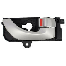 Inside Door Handle - Front Right Passenger Interior - Silver