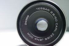 CARL ZEISS JENA TESSAR 50 mm 2.8 Lens M42
