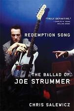 Redemption Song: The Ballad of Joe Strummer, Chris Salewicz, Good Book
