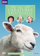 All Creatures Great and Small Complete Series 6 Collection ~ NEW 4-DISC DVD SET