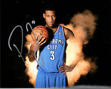 Perry Jones III Oklahoma City Thunder Signed 8x10 Photo LOM COA PJ8