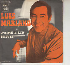 45TRS VINYL 7''/ FRENCH SP LUIS MARIANO / J'AIME L'ETE