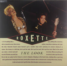 "12"" Maxi - Roxette - The Look - k2936 - washed & cleaned"