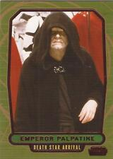 """Star Wars Galactic Files 2 - #517 Red Parallel Card """"Emperor Palpatine"""" #13/35"""