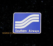SOUTHERN AIRWAYS LOGO SEAL HAT LAPEL PIN UP AIRLINER PILOT CREW WING GIFT WOW