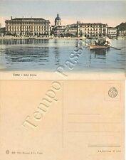 Cartolina di Como, hotel Plinius