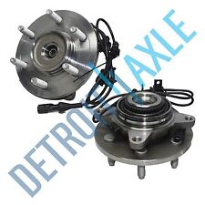 2 Front F-150 & Expedition ABS 4WD 4x4 Wheel Hub and Bearing Assembly