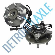 2 New Front Wheel Hub and Bearing Assembly for F-150 w/ ABS - 4WD - 4x4