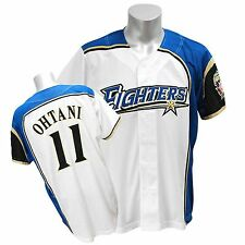 maillot jersey Mizuno Japan Japon Hokkaido Fighters Ohtani Shirt Baseball 2016 M