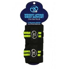 Fitness Mad Weight Lifting Wrist Injury Prevent Support Wrap One Size Fits All