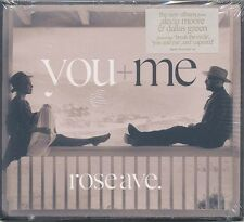 You + Me Rose Ave. (P!nk & Dallas Green) CD '14 (SEALED - NEW)