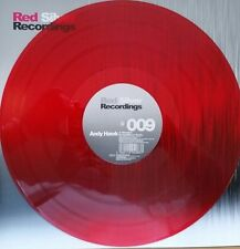 "Andy Hawk  ""Salvation"" * Denga & Manus Remix / red coloured record  * RS 009"