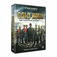 Gold Rush - Series 1-3 - Complete (DVD, 2013, 11-Disc Set)
