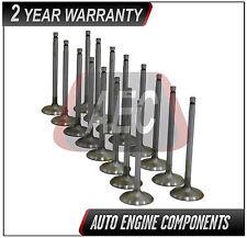Exhaust Valves Set Fits Nissan Infiniti Armada Titan QX56 5.6 L VK56DE #3030-16
