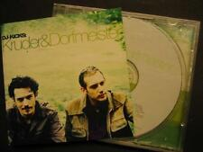 "KRUDER & DORFMEISTER ""DJ KICKS"" - CD"