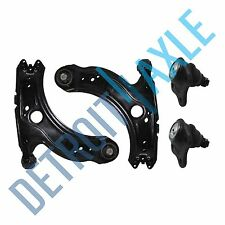 NEW 4pc Front Lower Control Arm & Ball Joint Set - Volkswagen Jetta Golf Beetle