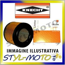 LX966 FILTRO ARIA MAHLE AIR FILTER KNECHT BMW K 1200 S 2004