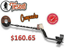"Tesoro Compadre Metal Detector with 8"" Coil"