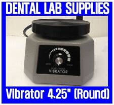 "Dental Lab Vibrator 4.25"" Round Top Platform (Made in Korea) - US Seller"