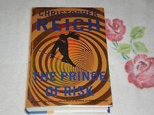 THE PRINCE OF RISK by CHRISTOPHER REICH    *SIGNED*