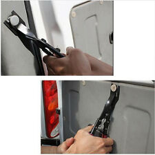 RED CAR DOOR PANEL DASH TRIM CLIP REMOVAL PLIERS UPHOLSTERY REMOVER PRY BAR TOOL