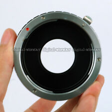 EOS EF EF-S Lens to Micro 4/3 M4/3 Olympus Panasonic Build in Aperture Adapter