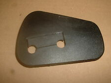 BMW E46 3 SERIES TOURING REAR SEAT CATCH COVER TRIM, LEFT HAND 8 262 249