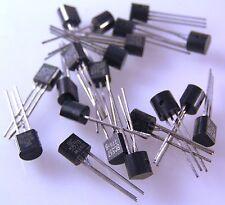 Transistor de Amplificador BC 557B PNP Silicon a 92 20 piezas OM122A