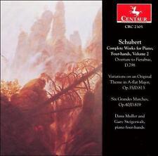 Muller; Steigerwalt-V 2: Complete Piano Music, 4-H CD NEW