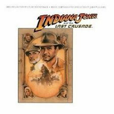 "Indiana Jones ""and the Last Crusade"" CD COLONNA SONORA NUOVO"