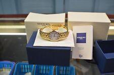 RAYMOND WEIL GENEVE 8810 WRISTWATCH GOLD ELECTROPLATED