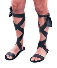 Roman Sandals Julius Ceasar Gladiator Toga Party Fancy Dress