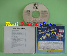 CD ROMANTICI SCATENATI 50 45B ANYWHERE compilation 1994 SINATRA DORIS DAY (C27*)