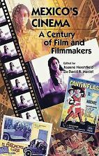 Mexico's Cinema : A Century of Film and Filmmakers (Latin American Sil-ExLibrary