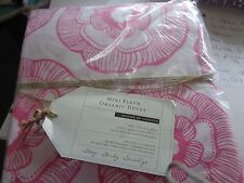 Pottery Barn Teen Mini fleur pink twin duvet  New