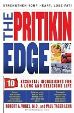 The Pritikin Edge: 10 Essential Ingredients for a Long and Delicious L-ExLibrary