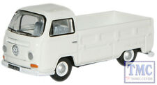 76VW010 Oxford Diecast 1:76 Scale OO Gauge Pastel White VW Pick Up