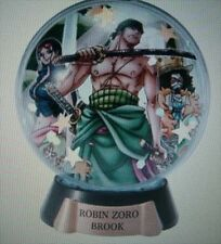 One Piece The New World Water Dome Pose Collection Figure Zoro Robin Brook