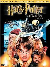 HARRY POTTER AND THE SORCERER'S STONE 2 DISC DVD SET SPECIAL WIDESCREEN EDITION