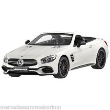 Mercedes Benz R 231 - SL 63 AMG Facelift 2017 Weiss 1:18 Neu OVP Limitiert