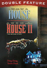 House/House II (DVD, 2014)