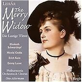 Lehar: The Merry Widow, Emmy Loose, Erich Kunz, Nicolai , Very Good CD