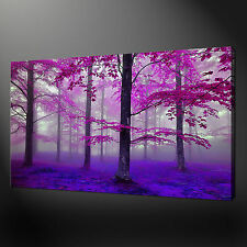 NOT Framed 30x48CM Canvas Print Wall Pictures Art Painting Modern Landscape Tree
