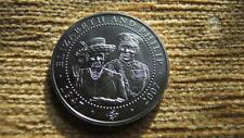 SUPERB 2007 PROOF LIKE COOK ISLAND DOLLAR 38MM IN SIZE
