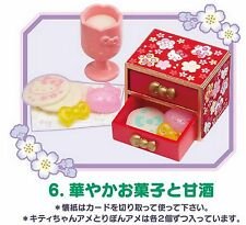 Re-Ment Miniature Sweet Japanese Hello Kitty Girl's Trip to Kyoto rement No .6