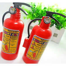 Children's Plastic Water Squirt Gun Sprinkler Fire Extinguisher Style Boy Toy