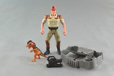 Jurassic Park Series 2 Jaws Jackson Dino Tracker with Dilphosaurus & Gear B2