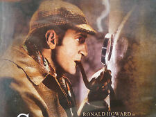 DVD Sherlock Holmes Collectors Edition Mörder,Geheimnisse,Intrigen Vol.4 80min