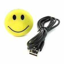 Compact Secret Smile Badge DVR Hidden Covert Spy Camera Smiley Face Pin