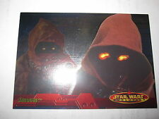 STAR WARS EVOLUTION 2001 NOT UPDATE RARE FOIL CARD N° 38 MINT/NEAR MINT